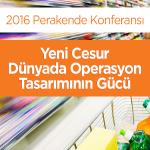 2016 Yılı Kümpem Forum Perakende Konferansı – Sektör Günü